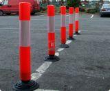 Круглое основание Гибкая Полипропилен дорожного столбики