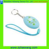 Сигнал тревоги 120dB Multi цвета личный с Keychain для женщины ягнится постаретое Hw-3212
