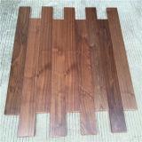 Suelo de madera dirigido nuez americana vendedor caliente preacabado