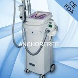 Masaje del vacío Liposuction+Infrared Laser+Bipolar RF+Roller que adelgaza el Ce de la máquina del laser de Lipo (V8 más)