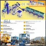 Máquina de mistura estacionária do asfalto Lb800 para o sistema de fonte do betume