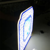 Design artistico Digital LED Panel Light per Ceiling Lighting