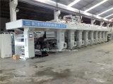 Máquina 7 Motors BOPP Film de PVC para mascotas de impresión en huecograbado