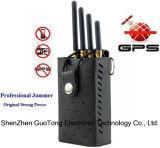 Jammer WiFi Jammer сигнала мобильного телефона GPS блокатора Jammer сигнала WiFi Jammer сигнала GPS