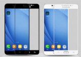 HD Anti-Fingerabdruck Tempere Bildschirm-Schoner für bruchfeste S6 S6edge 9h Härte-Ganzseitenglas Samsung-(XSPB-005) scheuern