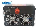 Inversor da potência do inversor 12V 230V do carro de Suoer 1500W (HAD-1500A)