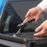 포드 F150 6.5를 위한 자동차 뒷좌석 부분 덮개에 ' 짧은 침대 97-04 접근하십시오