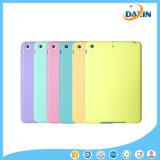 iPad를 위한 사탕 색깔 연약한 실리콘 방탄 덮개