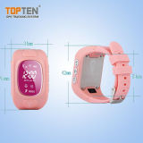 Children Protection Wt50-Ez를 위한 아이 GPS Watch Tracker