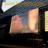 P10 alto schermo di vetro dell'acetato LED \ bello schermo del LED \ parete di vetro alla moda del LED