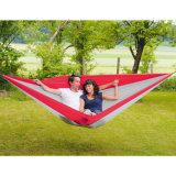 Goodwin Double Parachute Nylon Hammock con Carabiners