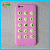 Caja de múltiples funciones del teléfono móvil de 12 puntas de soporte de la cara del símil