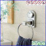 Accessoires de salle de bains avec du plastique d'ABS dans le support plaqué passé au bichromate de potasse de bride de fixation de boucle d'essuie-main