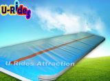 trilha de ar inflável lisa para a formação dos esportes