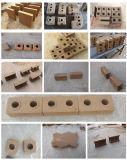 Machine comprimée manuelle de Legobrick de la terre Wt2-40