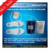 Prix bon marché du caoutchouc de silicone pour la semelle intérieure de silicone