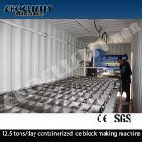 Польностью автоматическая машина льда блока
