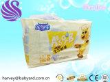 Tecidos descartáveis do bebê da absorção elevada com boa qualidade