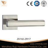 Трубчатая ручка замка двери обеспеченностью на квадратной розетке (Z6076-ZR13)