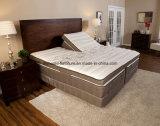 Одиночное сообщение складывая регулируемую кровать