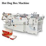 Máquina fácil da caixa de papel da alta qualidade da operação (QH-9905)