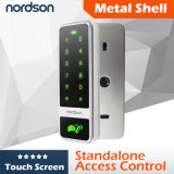 Metallo Fashion Type Touch Access Controller per un Single Entrance Door