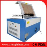 Holz/MDF/Acrylic/Organic Glass Non Metal Cutting Small Laser Engraver Machine mit Rotary