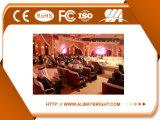 Pantalla de visualización de alquiler de interior de LED de la alta calidad P3.91 500X500 RGB de Abt