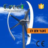 turbina di vento verticale di asse 1kw con il regolatore, l'invertitore e la batteria