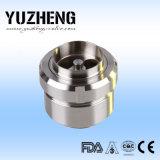 Задерживающий клапан Dn32 заварки Yuzheng санитарный