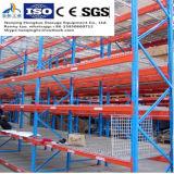 Cubierta galvanizada almacenaje del acoplamiento de alambre del almacén para el tormento de la paleta