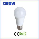 8W E27 Base Plastic + 알루미늄 IC Drive Long Lifespan LED Glaze Bulb (2923)