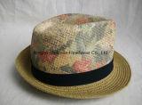 Напечатанный шлем сторновки Fedora типа пляжа
