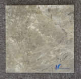Aangepaste Opgepoetste Natuurlijke Grijze Marmeren Tegel