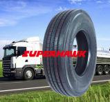 Superhawk Radial-LKW-Gummireifen, 11r22.5 11r24.5 295/75r22.5 Dreieck-Handels-LKW-Gummireifen