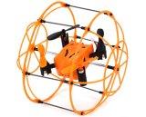 hélicoptère de renversement de 1491336-2.4G RC Quadcopter 3D avec s'élever/fonction de marche/vol