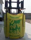 Sac FIBC de conteneur de sac de tonne de sac en vrac de riz de pp