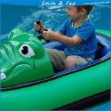 Fischerboot-/Bumper-Boot mit Tierform für Wasser-Park-Spiele
