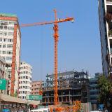 Niedriger Preis Qtz 63 Topkit Turmkran-Aufbau-Maschinerie von China
