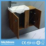 現代新しく小さいスペース居心地のよい浴室用キャビネットの虚栄心(BF126M)