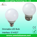 E27 Interface (OLCE14B3W*-D)를 가진 LED Candle Bulb Light