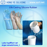 Artificial Limbs Making를 위한 의학 Grade Liquid Silicon Rubber