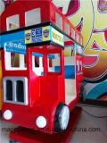 販売のLonbon熱いバス子供のモールのための屋内子供の乗車