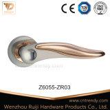 Ручка замка двери Msb алюминиевая для деревянной двери (AL206-ZR09)