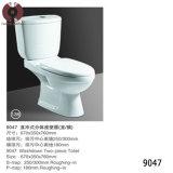 Foshan New Design Dois WC peça (9047)