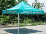3X3m 옥외 정원 Pavillon 수동 회의 접히는 천막