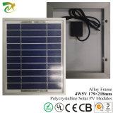 中国の工場からの4W5V多太陽電池パネルのための最もよい価格