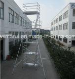 SGS de Ce Gekwalificeerde Verkoop van het Aluminium van de Steiger voor Decoratie