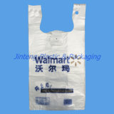 Supermarkt Shopping Check heraus Plastic Bag mit Logo Printing