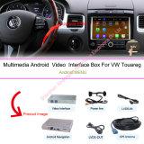 """Auto-Navigations-Multimedia für VW androides System Volkswagen-Touareg 6.5 """" und Auto-Videokamera-Schreiber"""
